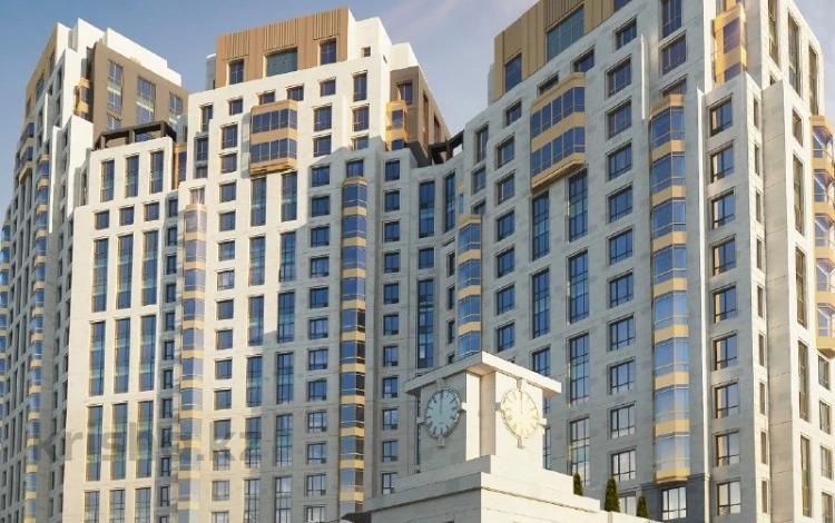 4-комнатная квартира, 184.52 м², 4/22 этаж, Макатаева 2 — Наркесен за ~ 93.6 млн 〒 в Нур-Султане (Астана), Есиль р-н