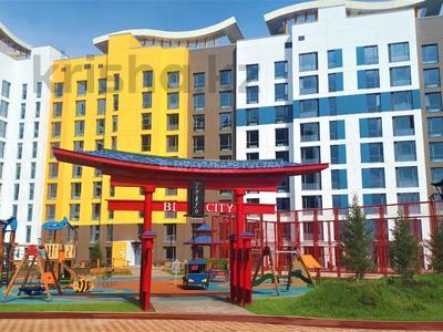 3-комнатная квартира, 104.46 м², 8/12 этаж, Каиыма Мухамедханова за ~ 37.6 млн 〒 в Нур-Султане (Астана), Есиль р-н — фото 2