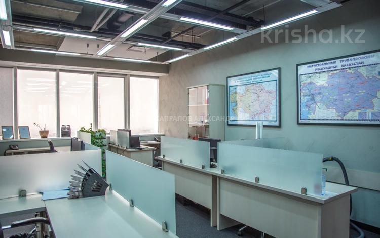 Офис площадью 1076 м², проспект Аль-Фараби 17 — Желтоксан за 550 млн 〒 в Алматы, Бостандыкский р-н