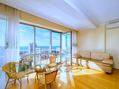 3-комнатная квартира, 116 м², 15/23 этаж, Пушкина 6 за 45 млн 〒 в Сочи — фото 3