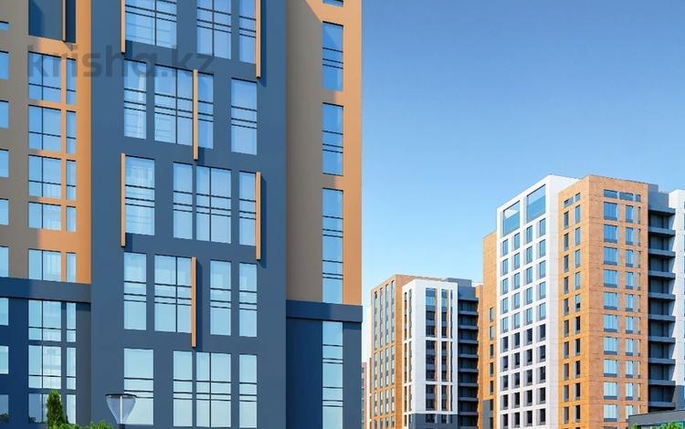 3-комнатная квартира, 78.3 м², ул. А.Байтұрсынұлы — А 98 за ~ 18.6 млн 〒 в Нур-Султане (Астана)