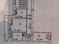 3-комнатная квартира, 71 м², 9/9 этаж
