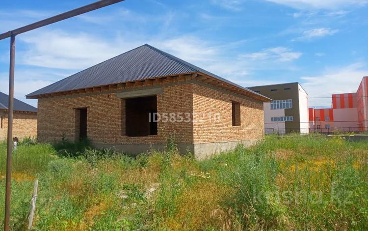 5-комнатный дом, 150 м², 5 сот., Новостройки Жамбыл — 19 км за 8 млн 〒 в Каскелене