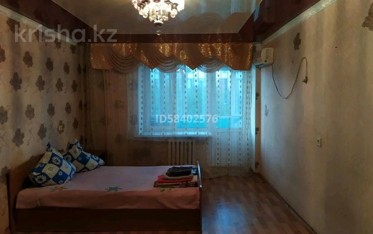 1-комнатная квартира, 33 м², 4/5 этаж посуточно, Абулхаир хана 78 — М.Оспанова за 4 000 〒 в Актобе