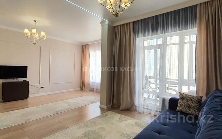 6-комнатная квартира, 175 м², 9/10 этаж, Орынбор 12 за 68.5 млн 〒 в Нур-Султане (Астана), Есиль р-н