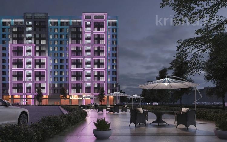 2-комнатная квартира, 61.55 м², 7/12 этаж, Туран — Улы Дала за ~ 17.8 млн 〒 в Нур-Султане (Астана), Есиль р-н