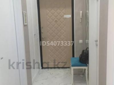 3-комнатная квартира, 77 м², 14/14 этаж, Кабанбай батыра 9/5 за 43 млн 〒 в Нур-Султане (Астана), Есиль р-н