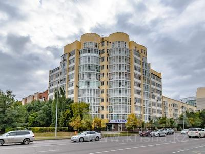 3-комнатная квартира, 123 м², 7/11 этаж, Ташенова 12 за 33.5 млн 〒 в Нур-Султане (Астана), р-н Байконур