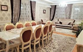 6-комнатный дом помесячно, 550 м², 10 сот., Тумар Ханым 25 за 2 млн 〒 в Нур-Султане (Астана), Есиль р-н
