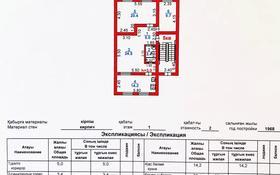 3-комнатная квартира, 77.2 м², 1/2 этаж, Казыбек би 13 Б — Туркестанская за 19 млн 〒 в Шымкенте, Аль-Фарабийский р-н