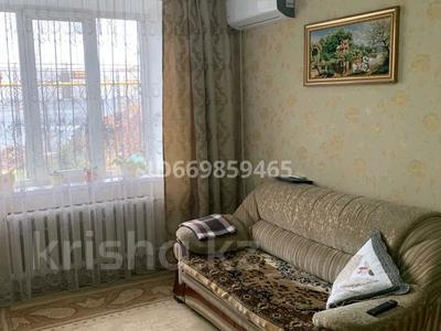 1-комнатная квартира, 35.7 м², 1/2 этаж, Абая 1 за 13 млн 〒 в