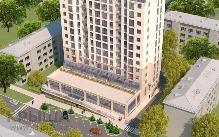 1-комнатная квартира, 48.2 м², Гагарина 194 за ~ 26.3 млн 〒 в Алматы, Бостандыкский р-н