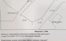 Участок 1.16 га, Абая 213 за 8.4 млн 〒 в Темиртау