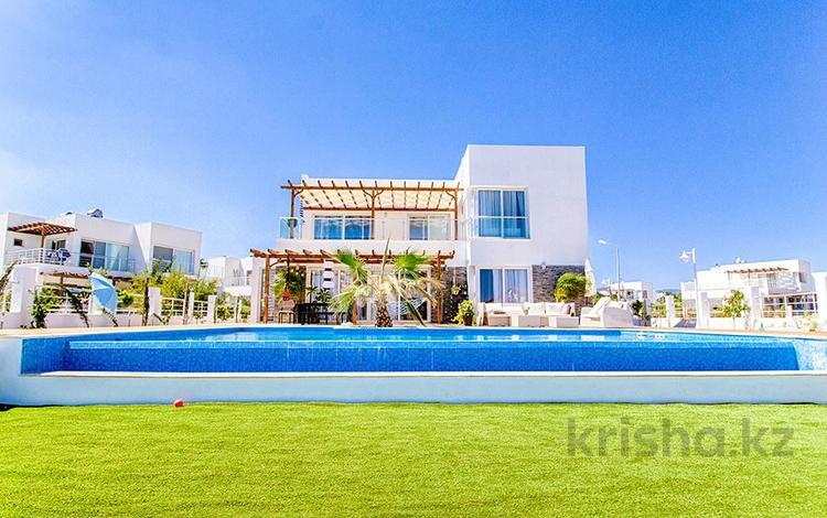 4-комнатный дом, 218 м², Кирения за 300 млн 〒 в Тале