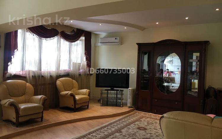 3 комнаты, 105 м², мкр Самал, Достык 107 — Ленина Хаджимукана, или Самал - 2 за 30 000 〒 в Алматы, Медеуский р-н