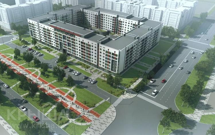 1-комнатная квартира, 32.22 м², А.Байтурсынова 51 за ~ 8.7 млн 〒 в Нур-Султане (Астана)