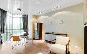 3-комнатная квартира, 140 м², 8/20 этаж помесячно, Достык 160 за 450 000 〒 в Алматы, Медеуский р-н