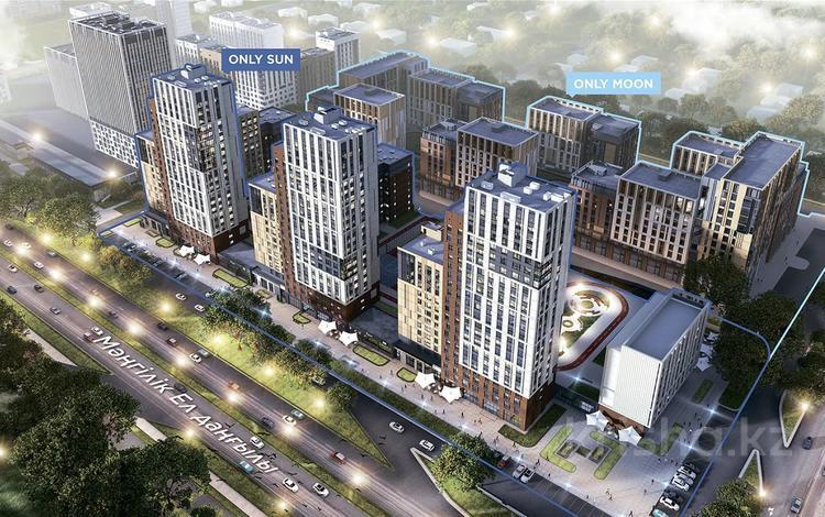 2-комнатная квартира, 58 м², Манглик Ел 56 за ~ 26 млн 〒 в Нур-Султане (Астане)