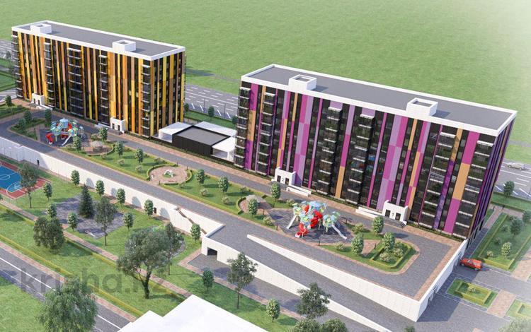 3-комнатная квартира, 79.6 м², мкр. Батыс-2, Мангилик Ел за ~ 15 млн 〒 в Актобе, мкр. Батыс-2