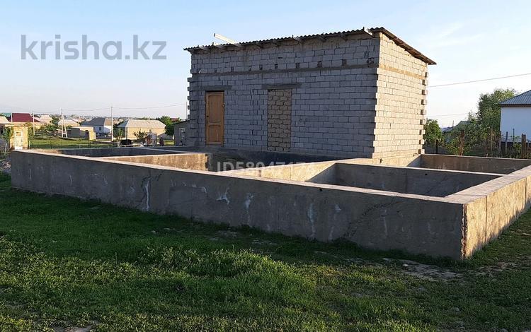 2-комнатный дом, 54 м², 12 сот., Қонаева за 4.5 млн 〒 в Шубарсу