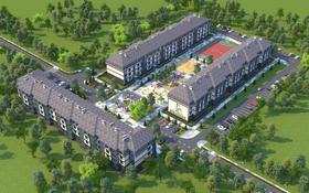 1-комнатная квартира, 39.52 м², Каирбекова 451 за ~ 8.7 млн 〒 в Костанае