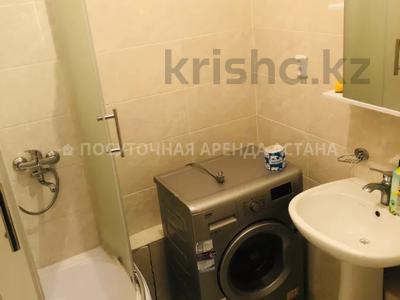 1-комнатная квартира, 45 м², 6/12 этаж посуточно, Кабанбай батыра 42 за 7 000 〒 в Нур-Султане (Астана), Есиль р-н — фото 3