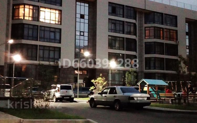 1-комнатная квартира, 50 м² посуточно, мкр Думан-2 за 6 000 〒 в Алматы, Медеуский р-н