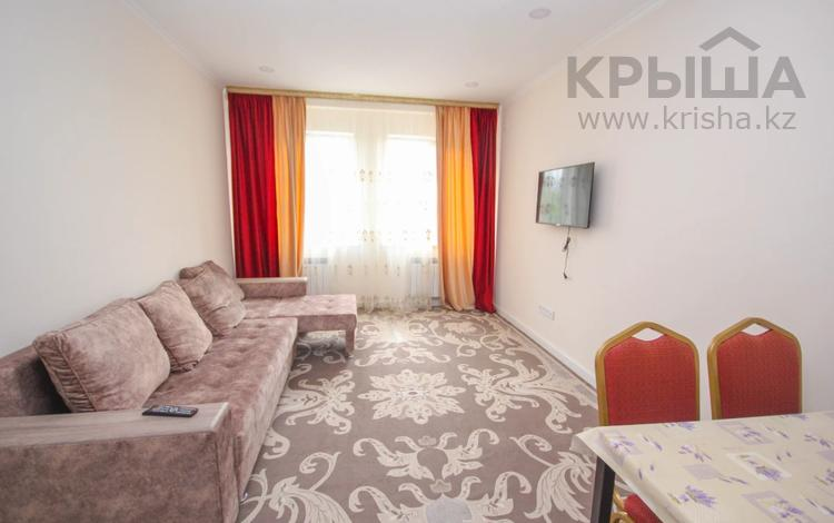 2-комнатная квартира, 55 м², Навои — Торайгырова за 27.5 млн 〒 в Алматы, Бостандыкский р-н