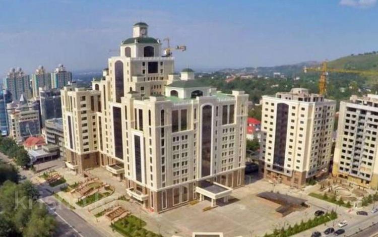 Офис площадью 142 м², проспект Достык 210 — проспект Аль-Фараби за 6 000 〒 в Алматы, Медеуский р-н