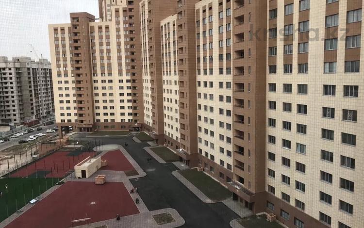 1-комнатная квартира, 40 м², 10/14 этаж помесячно, К.Мухамедханова 17/1 за 115 000 〒 в Нур-Султане (Астана), Есиль р-н
