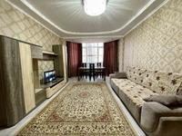 2-комнатная квартира, 75 м², 6/9 этаж посуточно, Мустай Карима (Тепличная) 12/16 — Жандосова за 15 000 〒 в Алматы, Ауэзовский р-н