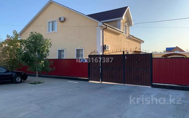 7-комнатный дом, 202 м², 9 сот., мкр Атырау, ул. Жибек жолы 19 за 43 млн 〒