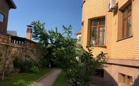 7-комнатный дом помесячно, 450 м², 10 сот., мкр Баганашыл, Мкр Баганашыл за 1.4 млн 〒 в Алматы, Бостандыкский р-н