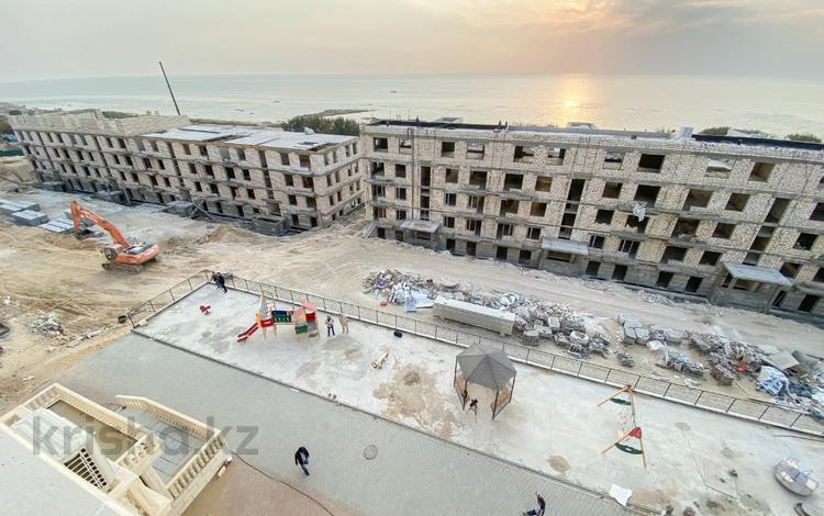 1-комнатная квартира, 40.8 м², 1/4 этаж, 7-й мкр, 7А-й мкр за ~ 12.2 млн 〒 в Актау, 7-й мкр