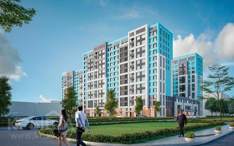 2-комнатная квартира, 60.24 м², 12/12 этаж, проспект Туран 60 за ~ 18.4 млн 〒 в Нур-Султане (Астана), Есиль р-н