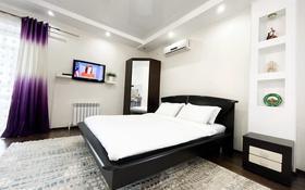 1-комнатная квартира, 45 м², 2/4 этаж посуточно, Победы 105 — Евразия за 15 000 〒 в Уральске
