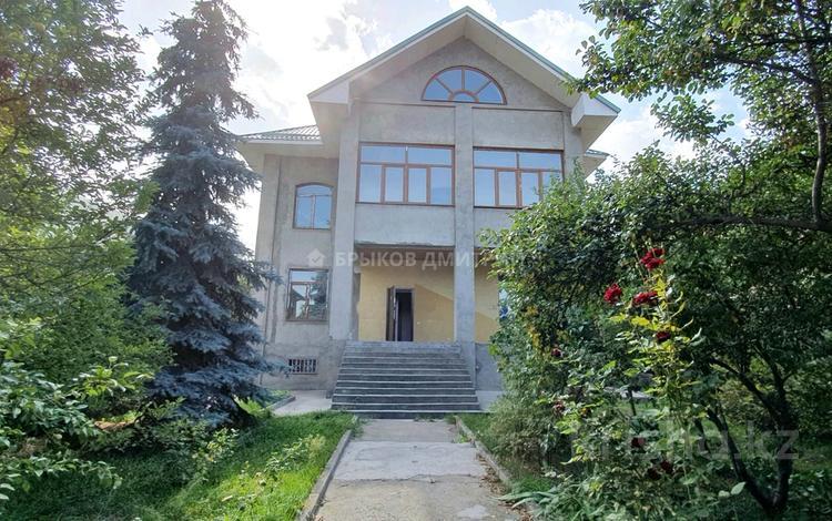 5-комнатный дом, 487 м², 5.5 сот., мкр Хан Тенгри, Трудовая 23 за 75 млн 〒 в Алматы, Бостандыкский р-н