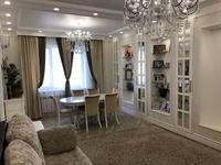 3-комнатная квартира, 110 м², 11/13 этаж, Розыбакиева 247 — Левитана за 75 млн 〒 в Алматы, Бостандыкский р-н