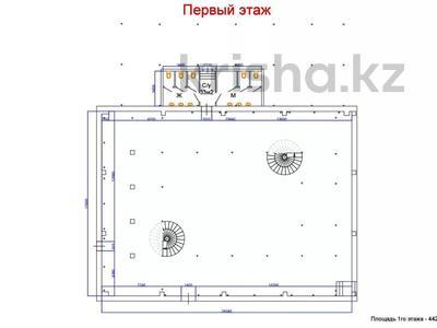Офис площадью 769 м², Радостовца — Абая за 3 млн 〒 в Алматы, Алмалинский р-н — фото 3