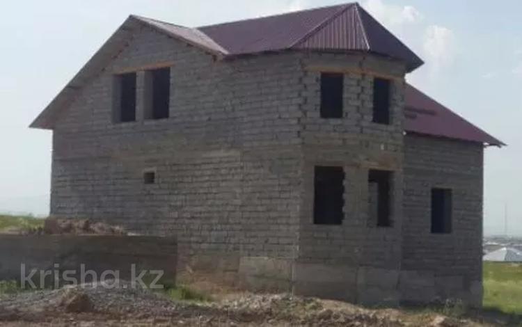4-комнатный дом, 170 м², 8 сот., Новостройки за 5.5 млн 〒 в Шымкенте, Абайский р-н