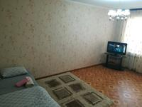 1-комнатная квартира, 41 м², 4/9 этаж посуточно, мкр 11 100 за 7 000 〒 в Актобе, мкр 11