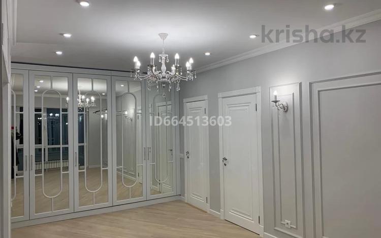 2-комнатная квартира, 63 м², 3/3 этаж помесячно, Ерминсай 31 за 350 000 〒 в Алматы, Бостандыкский р-н