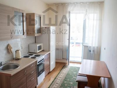 1-комнатная квартира, 44 м², 1/9 этаж помесячно, Байтурсынова 41 за 90 000 〒 в Нур-Султане (Астана), Алматы р-н