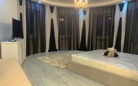 3-комнатная квартира, 140 м², 9/22 этаж посуточно, Достык 160 — Жолдасбекова за 27 000 〒 в Алматы, Медеуский р-н