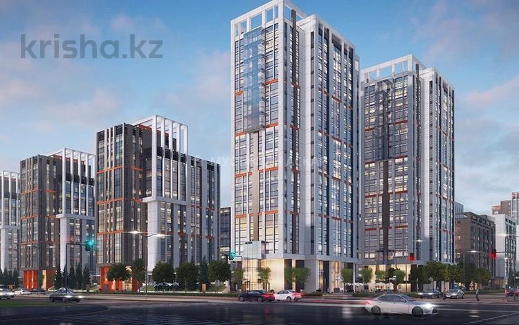 2-комнатная квартира, 63.5 м², 5/9 этаж, Улы Дала 60 за 23 млн 〒 в Нур-Султане (Астана), Есиль р-н