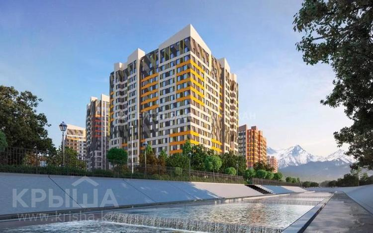 3-комнатная квартира, 81 м², 8/16 этаж, Сатпаева за 47.5 млн 〒 в Алматы, Бостандыкский р-н