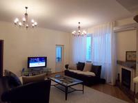 2-комнатная квартира, 95 м², 10/16 этаж помесячно, мкр Самал-1 29 за 425 000 〒 в Алматы, Медеуский р-н