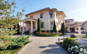 9-комнатный дом помесячно, 650 м², 20 сот., мкр Горный Гигант, Жамакаева за 1.5 млн 〒 в Алматы, Медеуский р-н