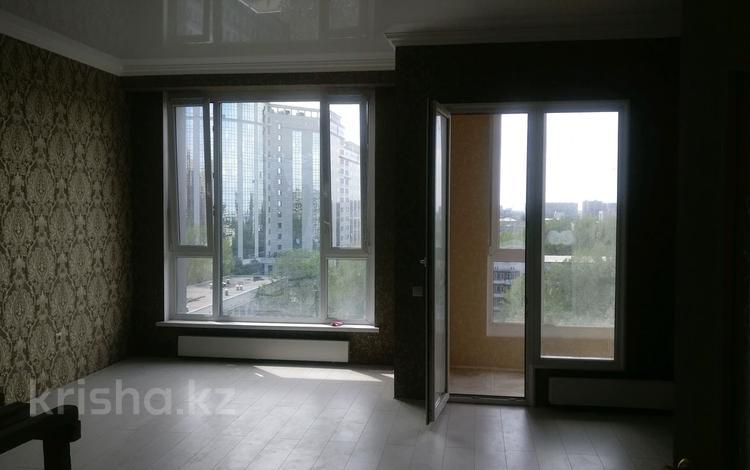 1-комнатная квартира, 40 м², 7/14 этаж, Манаса 109а за 27 млн 〒 в Алматы