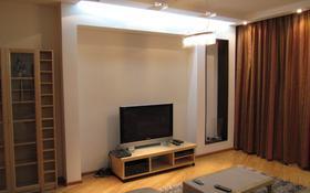 2-комнатная квартира, 86 м², 16/23 этаж помесячно, Кабанбай батыра 87 за 450 000 〒 в Алматы, Алмалинский р-н